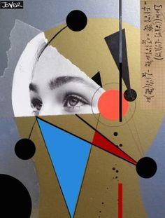 "Saatchi Art Artist LOUI JOVER; Collage, ""flight plan"" #art Gold Paper, Paper Artist, Collage Art, Collages, Artists Like, Art For Sale, Find Art, Saatchi Art, Modern Art"