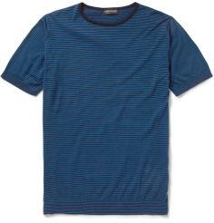 John Smedley - Placido Knitted Sea Island Cotton T-Shirt