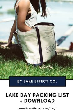 Lake Day Packing List - Free Download Romantic Weekend Getaways, Lake Life, Future Travel, Great Lakes, Summer Of Love, Natural Wonders, Hiking Trails, Packing, Boat