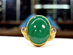 Beautiful Emerald Ring By Gemvanity Jewels. See More @ www.gemvanity.com/