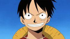 Monkey D. Luffy - One Piece. Los 10 personajes masculinos...