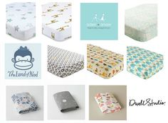 crib sheets, crib sheets and more crib sheets