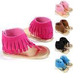 Cute Fringe Baby Sandals