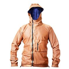 polychromeLAB: A reversible jacket featuring a new material that increases or decreases internal temperature Fashion Story, Love Fashion, Fashion Men, Fall Outfits, Summer Outfits, Casual Outfits, Rain Jacket, Bomber Jacket, Winter Coat