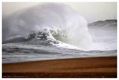 Puissance et beauté des shorebreaks d'Hossegor !