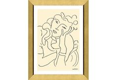"Henri Matisse's ""La Fleur"""