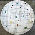 M, N : Mosiac by Roydon pat 411 Mosaic, Kids Rugs, Crown, Holiday Decor, Dinnerware, Pattern, Dinner Ware, Corona, Kid Friendly Rugs