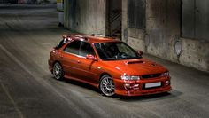 One of the sexiest wagons ever!