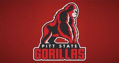 Gorillas | Logo Design | The Design Inspiration