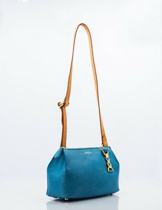 LT Blue Sling Shot by NATIVE | Haute Arabia  Love these bags by NATIVE! At an awesome launch price only GBP 250.  Buy your first purchase and receive a free gift from Haute Arabia today!