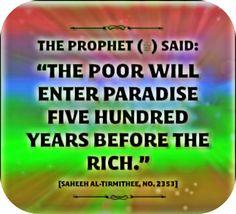 Prophet Muhammad p.b.u.h says