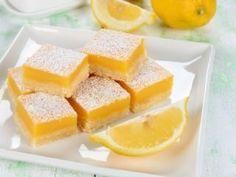 Bocaditos de naranja y limón