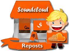 Buy Real SoundCloud Reposts Service #soundcloud #music #socialmedia