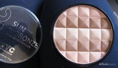 NYC Sun 'n' Bronze in Hamptons Radiance I use this when I run out of my Too Faced Snow Bunny and was on a budget. It's pretty amazing for the price. great for lighter skin