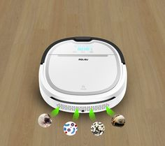 Smart Robot Vacuum Cleaner For Home Efficient Clean Hepa Dustbin Water Tank Self Charge Robot Aspirador. Category: Home Appliances. Product ID: Cleaning Appliances, Home Appliances, Vacuum Cleaner For Home, Wet And Dry, Water Tank, Smart Robot, Articles, A3, November