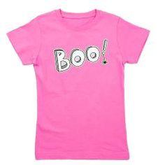 Boo! Girl's Tee