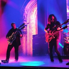 Rush 'R40 Live 40th Anniversary' Tour Pictures - Going tonight at MSG in NYC. Cannot wait!!!!