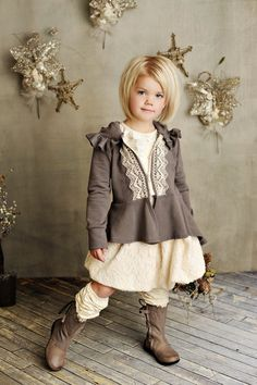 "Gingersnaps Kids - Persnickety ""Vintage Woodland"" Cream Bubble Skirt (sz 2-10) , $76.00 (http://www.gingersnapskids.com/products/persnickety-vintage-woodland-cream-bubble-skirt-sz-2-10.html)"