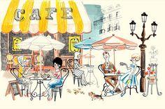 Paris Café | Flickr - Photo Sharing!