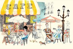 Paris Café | Flickr - Photo Sharing!
