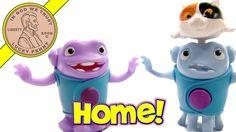 Home! McDonald's 2015 Happy Meal 6 Toy Set  #HomeMovie #McDonaldsHappyMeal #HomeDreamWorks