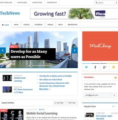 Premium WordPress Theme http://www.lookthemes.net/theme/61