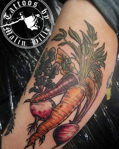vegetable #tattoo #chef | sweet tatts | pinterest | tattoos, köche ... - Tattoos Für Köche