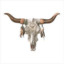 Maybe a Bull skull instead