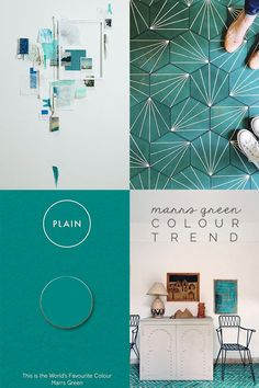 #marrsgreen #teal   ITALIANBARK is an Italian interior design blog with daily inspirations about interiors, design, interior trend, design travels, made in Italy, Italian interiors and design, created by architect Elisabetta Rizzato. Contact for online interior design and e-design consulting