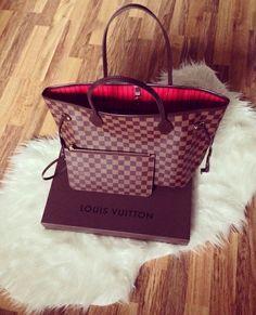 my favorite bag - LV Neverfull