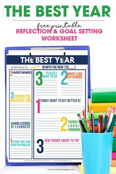 Goal Setting Worksheets for Kids & Adults - New Year Goal Setting Activities, New Years Activities, Primary Activities, Activities For Adults, Team Activities, Camping Activities, Goals Worksheet, Goal Setting Worksheet, Sunday School Lessons