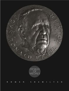 John Ronald Rauel Tolkien Tolkien, Coins, Personalized Items, Design, Rooms