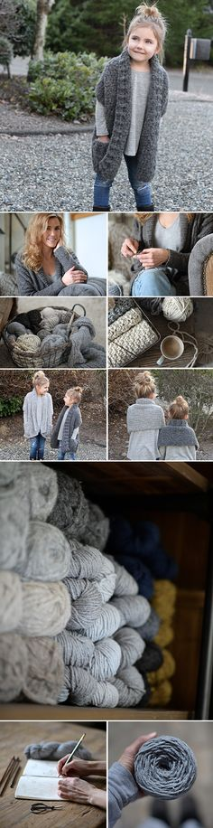 Inspired by the rainy Pacific Northwest, this mother of three turned her luxurious knit and crochet designs into a wildly successful pattern business. Crochet Cross, Knit Or Crochet, Crochet Baby, Prayer Shawl Patterns, Knitting Patterns, Crochet Patterns, Knitting For Kids, Knitting Projects, Crochet Projects
