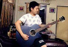 #babybro #guitarlessons #bigsisterduties #bass