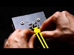 Ako na náramok fishtail z Paracordu 550 (návod) - YouTube