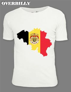 2017 Online T Shirt Printing belgium flag for tee Short Sleeve Thanksgiving Day Custom Couple hip hop Shirt Plus Size 6 colors