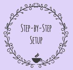 Διαβάστε πως θα ξεκινήσετε βήμα βήμα να στήσετε το πρώτο σας Bullet Journal, με πέντε απλά βήματα και εικόνες.