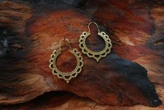 Puspa Earring  ear jewelry