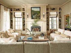 Beachnut Lane: Warm White Rooms