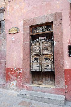San Miguel de Allende -Alejandro Linares Garcia