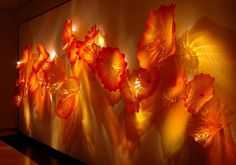New Chihuly art glass installation