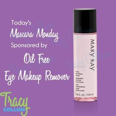 #MascaraMonday with no #Mascara? Well you have to get it off - easily no mess & with gentle on #lashes. How? With THE best makeup remover ever!  I used this pre-lasik with contacts & post lasik for over a decade combined.  My favorite way to let clients try it? I've got deluxe size mini sets that are a free gift with $40 purchase. Easy way to TRY before you BUY the full bottle.  Hands down my favorite #MK product!  #lasik #contactsafe #contactwearers #makeuplovers #lashes #gentlelash  #lasik…