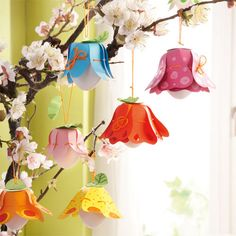 Sachenmacher Baumelblüten, 24 Stück, Basteln im JAKO-O Online Shop