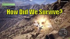 How Did We Survive That Crash | Ghost Recon Wildlands   Highlight