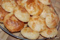 Placintele foietate Romanian Food, Romanian Recipes, Croissant, Pretzel Bites, Doughnuts, Food And Drink, Bread, Cooking, Breakfast