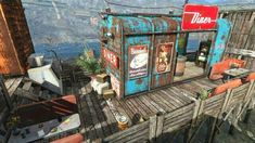 Fallout 4 Tips, Fallout Mods, Fallout 4 Settlement Ideas, Base Building, World On Fire, Nuclear War, Fall Out 4, Post Apocalyptic, Videogames