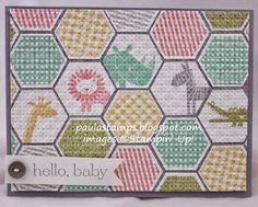 Stampin' with Paula: The Stamp Crew Review: Six Sided Sampler Edition