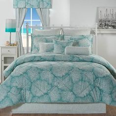 victor mill tybee island queen comforter set by victor mill bedding the home decorating company - The Home Decorating Company