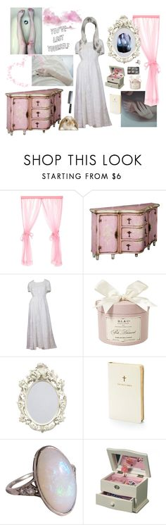 """sweet dreams"" by corpsebabydoll ❤ liked on Polyvore featuring U Brands, Aspinal of London and Allurez"