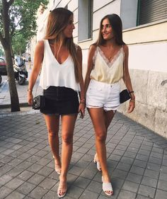 Summer Fashion Tips .Summer Fashion Tips Style Outfits, Casual Outfits, Cute Outfits, Fashion Outfits, Fashion Mode, Look Fashion, Womens Fashion, Fashion Trends, Fashion Tips